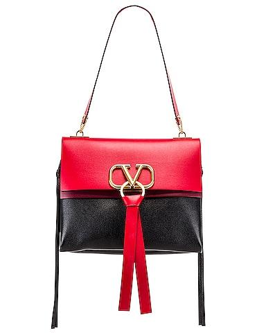 VRing Medium Shoulder Bag
