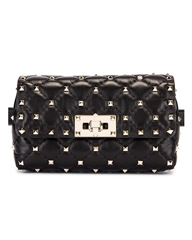 Rockstud Spike Belt Bag