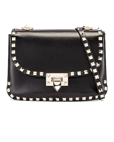 Small Rockstud Shoulder Bag