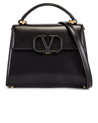 Small Vsling Top Handle Bag