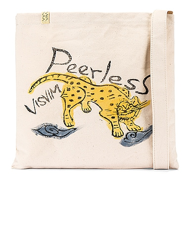 Peerless Tiger Canvas Bag