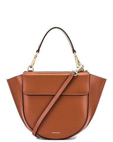 Mini Hortensia Leather Bag