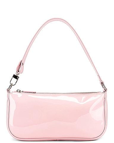 Rachel Patent Leather Shoulder Bag