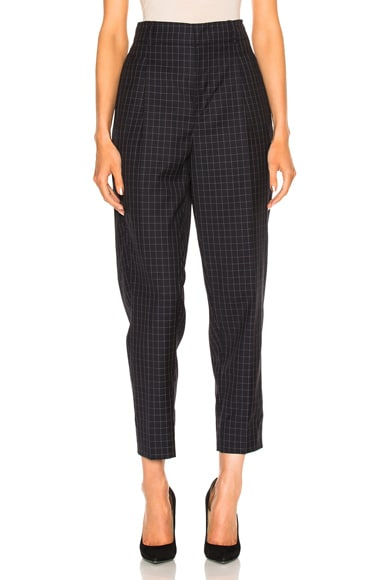 Lightweight Wool Suiting Trousers