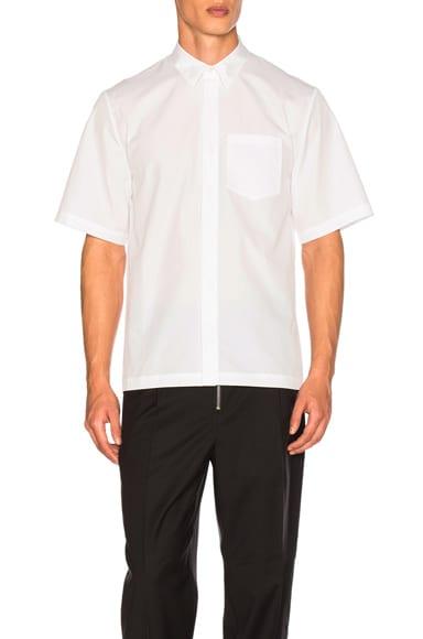 Short Sleeve Box Cut Shirt