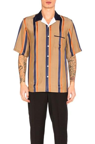 Bowler Striped Shirt