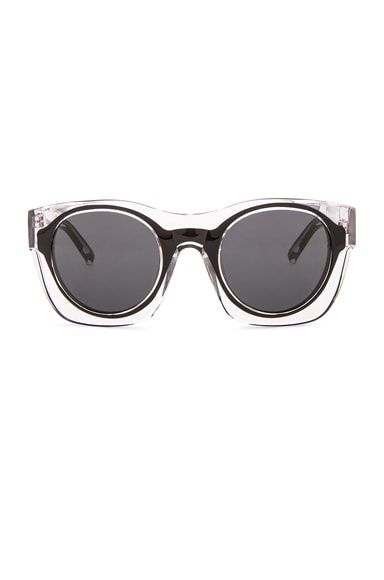 Double Layered Sunglasses