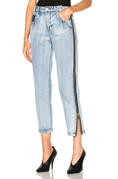 Pant with Zipper