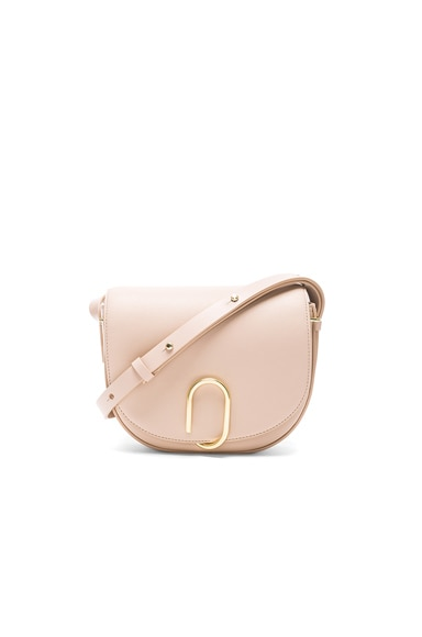 Alix Saddle Crossbody Bag