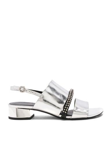 Drum Studded Strap Sandal