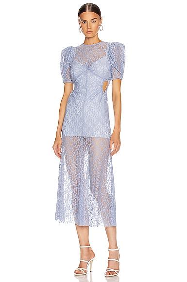 On & On Midi Dress