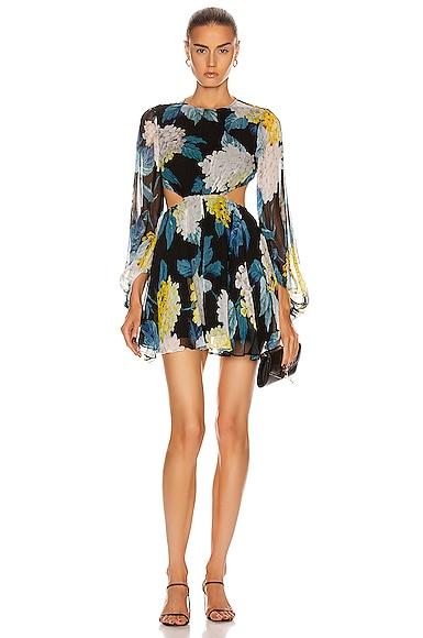 Wild Frontiers Mini Dress