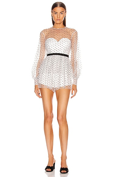 Mysteria Playsuit