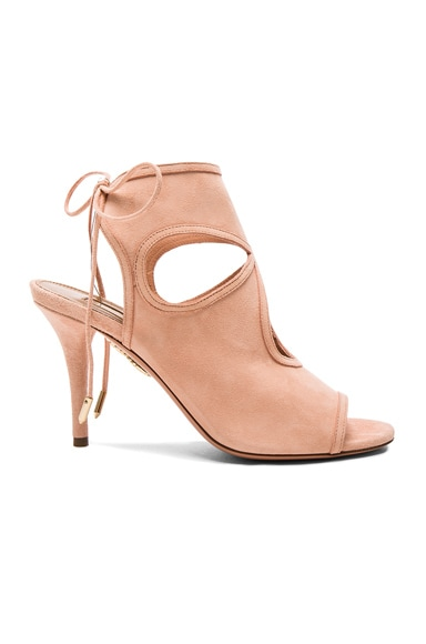 Suede Sexy Thing Heels