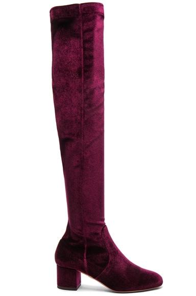 Velvet Essence Boots
