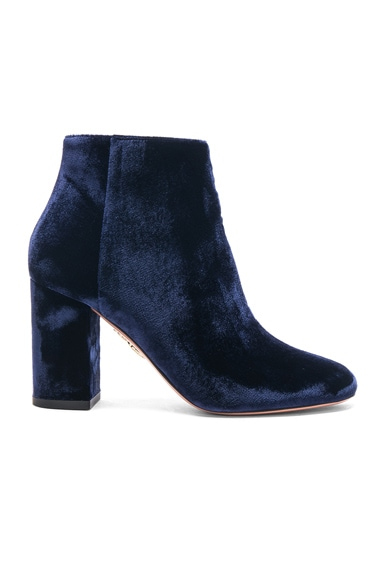 Velvet Brooklyn Booties