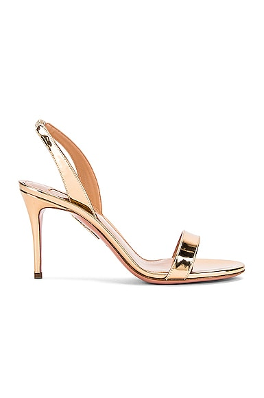 So Nude 85 Sandal
