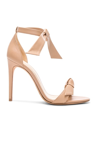 Leather Clarita Sandals