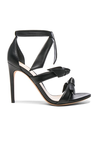 Leather Lolita Heels