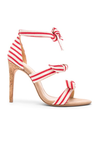 Lolita 100 Canvas Sandals
