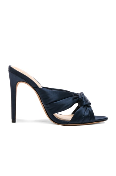 Satin Kacey 100 Sandals