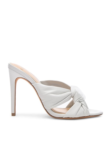 Leather Kacey 100 Sandals