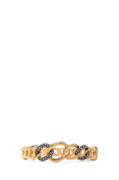 Chain Link Hinge Bracelet