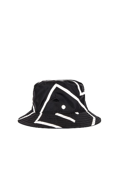 Buk Face NY Co Print Hat