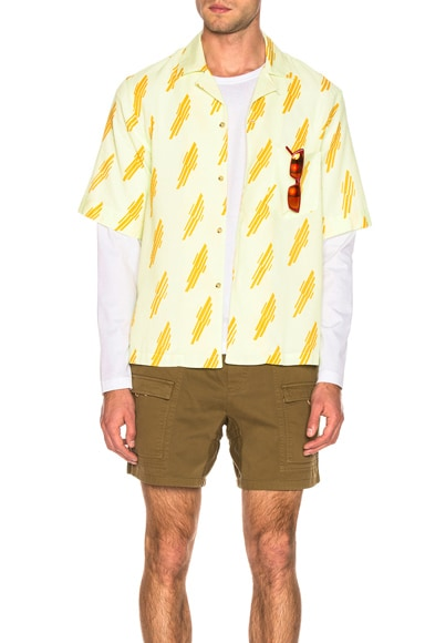 Simon Diag Shirt