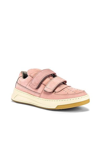 Perey Nubuk Sneakers