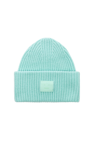 Pansy Face Beanie