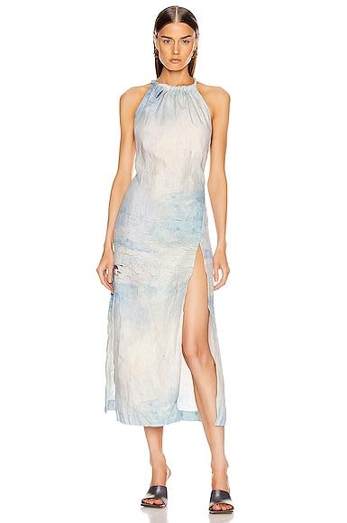 Drusilla Li Painting Dress