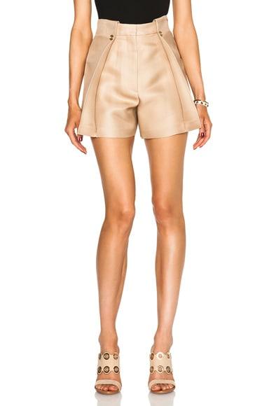 Marsielle High Waist Shorts