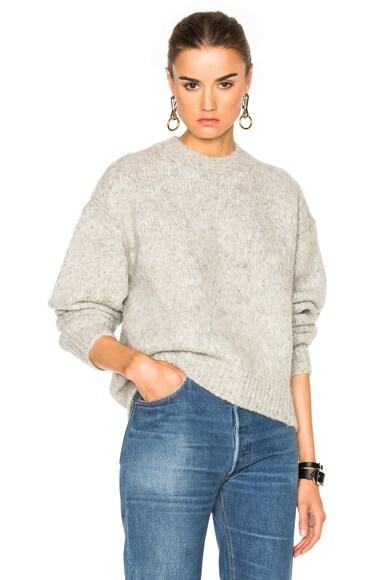 Shira Alpaca Sweater