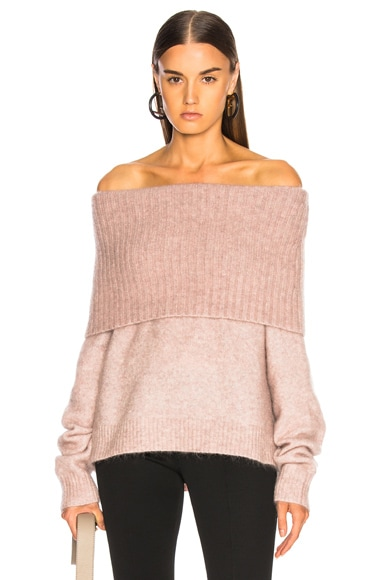 Fold Over Sweater