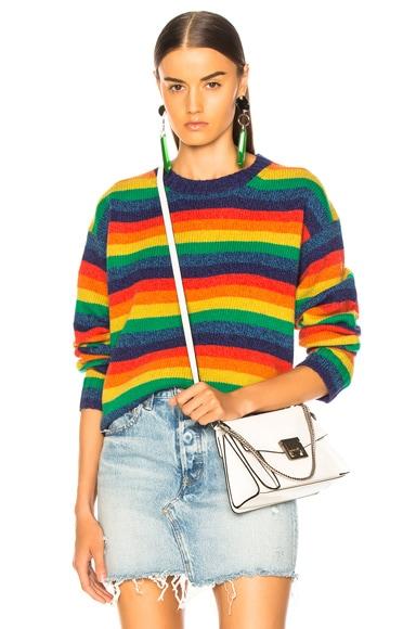 Samara Rainbow Sweater
