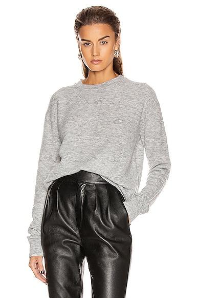 Kinzie Alpaca Sweater