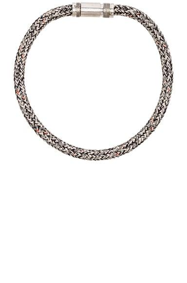 Rope Jack Choker Necklace