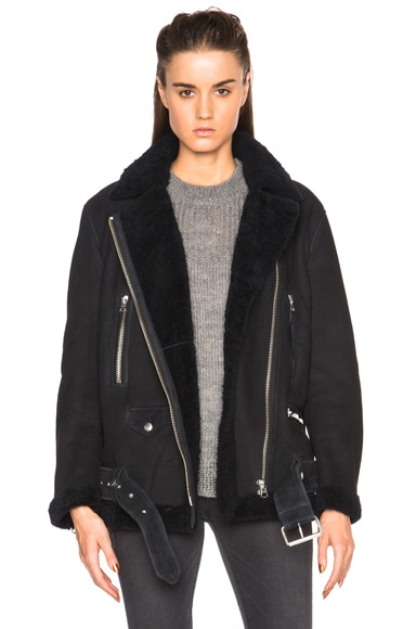 More Lamb Shearling Jacket