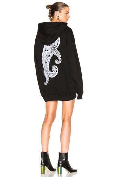 Yala Paisley Fleece Sweatshirt