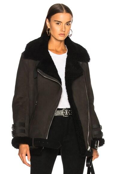 Velocite Suede Jacket