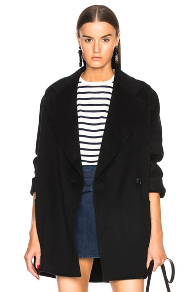Anika Double Coat