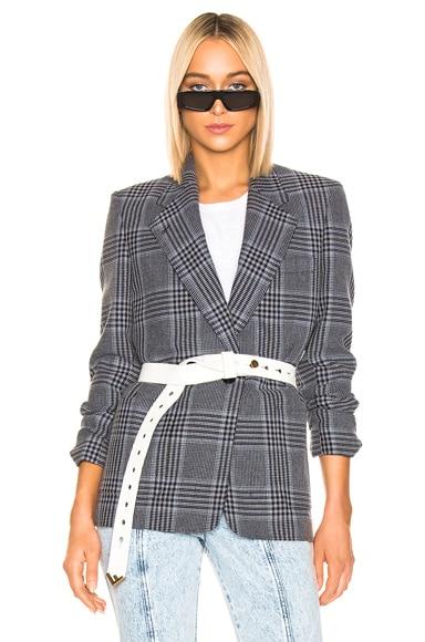 Jana Check Suit Jacket