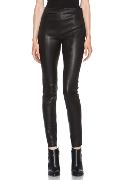 Best Lambskin Leather Pant