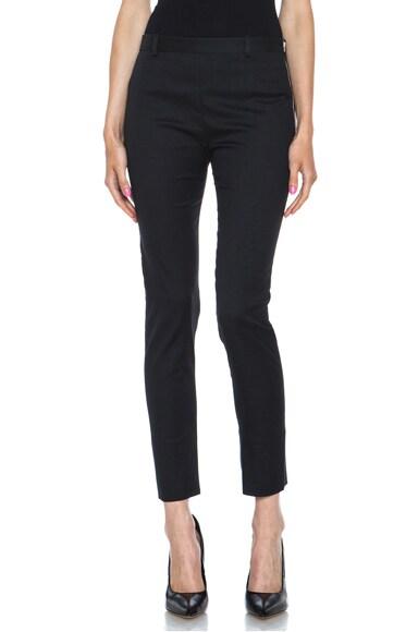 Best Mid Cotton-Blend Trousers