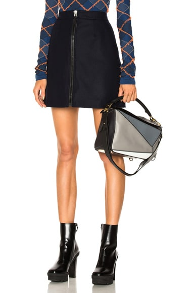 Suraya Flannel Skirt