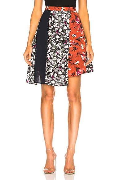 Hanni Print Skirt