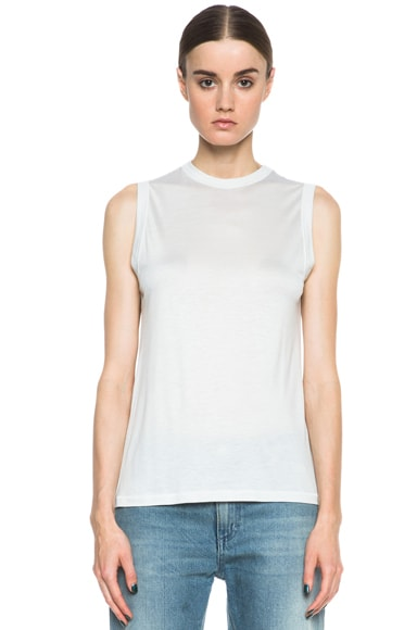 Honey Lyocell Tencel Tank