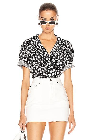 Sindra Print Shirt