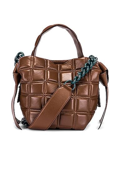 Mini Quilted Musubi Bag